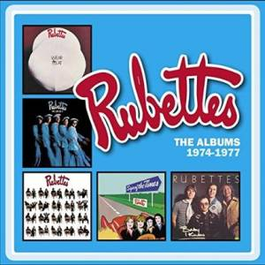 Cover - Rubettes, The: Albums 1974 - 1977, The