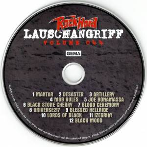 Rock Hard - Lauschangriff Vol. 044 (CD) - Bild 3