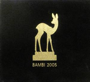 Cover - Praful: Bitburger - Bambi 2005