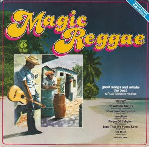 Magic Reggae - Cover