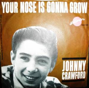 Cover - Johnny Crawford: Your Nose Is Gonna Grow