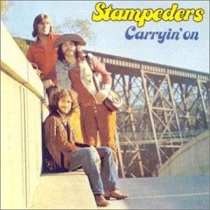 Cover - Stampeders: Carryin' On