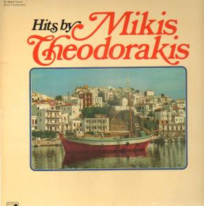 Mikis Theodorakis: Hits By - Cover