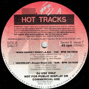 Cover - Paul King: Hot Tracks Series 6, Issue 7
