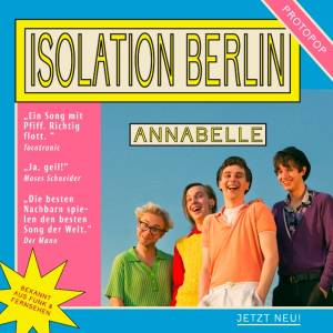 Cover - Isolation Berlin: Annabelle
