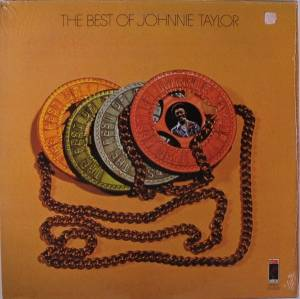 Cover - R. Dean Taylor: Best Of Johnnie Taylor, The