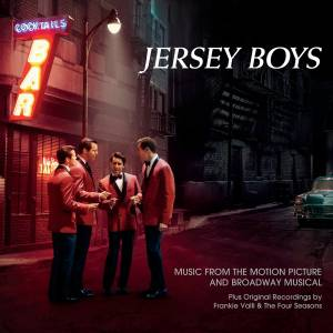 Cover - Frankie Valli & The Four Seasons: Jersey Boys