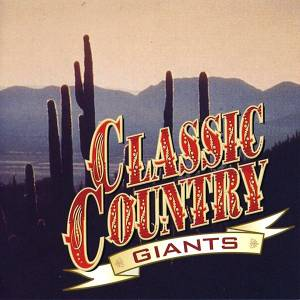 Cover - Jeanne Pruett: Classic Country - Giants