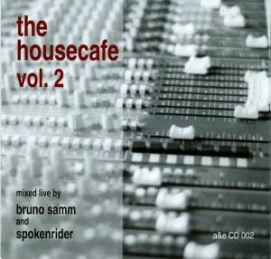 Cover - F / M Feat. Helen Bruner: Housecafe Vol. 2, The