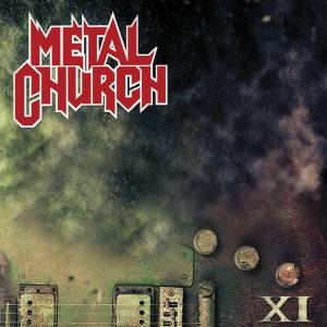 Metal Church: XI - Cover