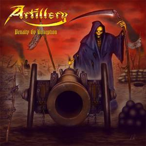 Artillery: Penalty By Perception - Cover
