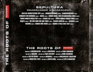 Sepultura: The Best Of Sepultura (CD) - Bild 3