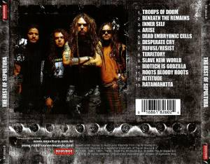 Sepultura: The Best Of Sepultura (CD) - Bild 4