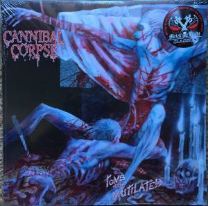 Cannibal Corpse: Tomb Of The Mutilated (LP) - Bild 1