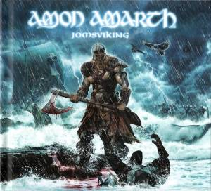 Amon Amarth: Jomsviking (CD) - Bild 2