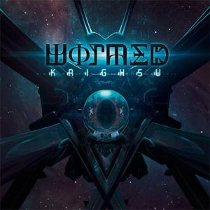 Cover - Wormed: Krighsu
