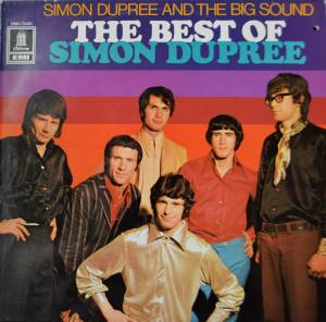 Cover - Simon Dupree & The Big Sound: Best Of Simon Dupree, The