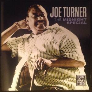 Cover - Joe Turner: Midnight Special, The