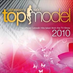 Cover - Taio Cruz Feat. Luciana: Germany's Next Topmodel 2010 - The Official Catwalk Hits Taken From The TV Show