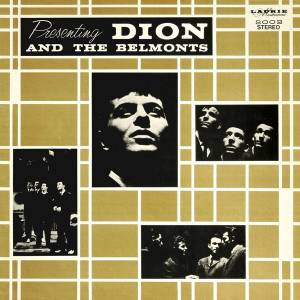 Cover - Dion & The Belmonts: Presenting Dion And The Belmonts