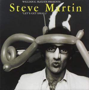Cover - Steve Martin: Let's Get Small