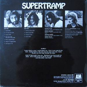 Supertramp: Supertramp (LP) - Bild 2
