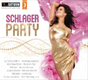 Cover - Carmen Geiss: Schlager Party