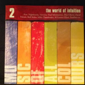 Cover - Al Gromer Khan: World Of Intuition 2, The