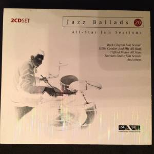 Jazz Ballads 20 / All-Star Jam Sessions - Cover