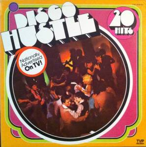 Cover - Softones, The: Disco Hustle - 20 Hits