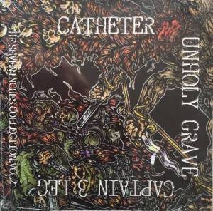 Cover - Catheter: Hf.Seveninches.Collection.Vol.2