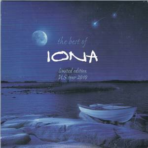 Cover - Iona: Best Of Iona - Limited Edition U S Tour 2010, The