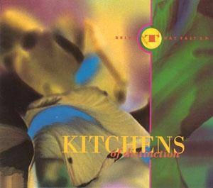 Cover - Kitchens Of Distinction: Drive That Fast E.P.