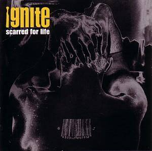 Cover - Ignite: Scarred For Life