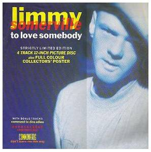 Jimmy Somerville: To Love Somebody - Cover