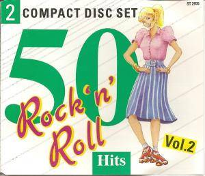 Cover - Bill Hayes: 50 Rock 'n' Roll Hits Vol. 2