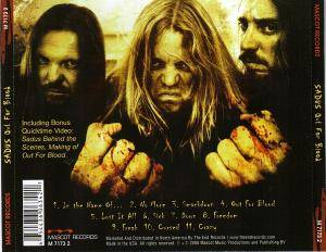 Sadus: Out For Blood (CD) - Bild 4