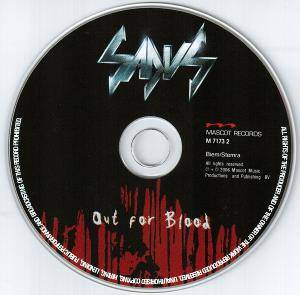 Sadus: Out For Blood (CD) - Bild 5