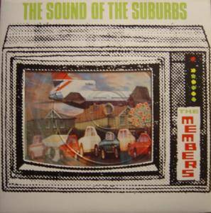 Cover - Members, The: Sound Of The Suburbs, The