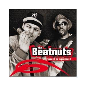 The Beatnuts: Take It Or Squeeze It - Cover