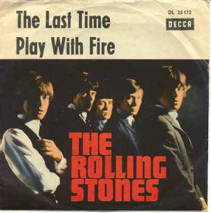 The Rolling Stones: Last Time, The - Cover