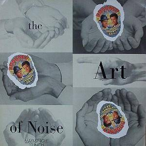 The Art Of Noise: Dragnet - Cover