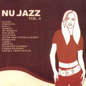 Nu Jazz Vol. 4 - Cover