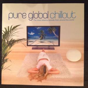 Pure Global Chillout - Cover