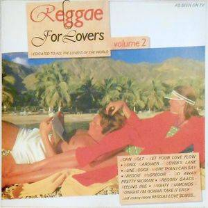 Cover - Deborahe Glasgow: Reggae For Lovers Volume 2