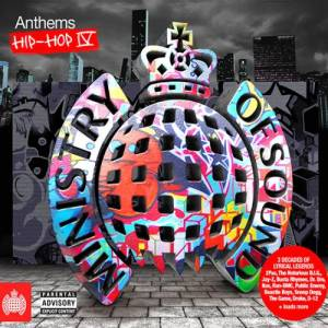 Cover - A$AP Rocky: Anthems Hip-Hop IV