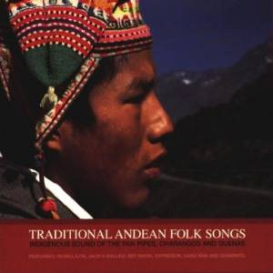 Cover - Quimantu: Traditional Andean Folk Songs
