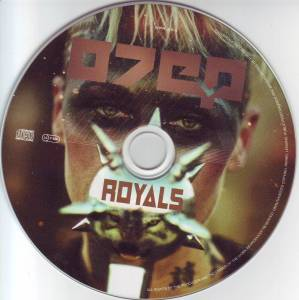 Cover - Otep: Royals