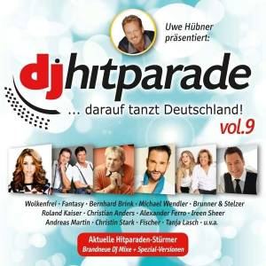 DJ-Hitparade Vol. 9 - Cover