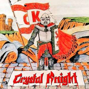 Crystal Knight: Crystal Knight - Cover